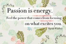 INSPIRATION / beautiful, uplifting, inspiring words and images / by Teresa