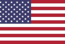 America / The United States of America / by Victoria Strom