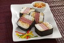 Aloha Plate Recipes / A collection of recipes from Food Network's Great American Food Truck winners, Aloha Plate Food Truck! You CAN musubi with Lanai and Chef Adam's simple Hawaiian recipes.