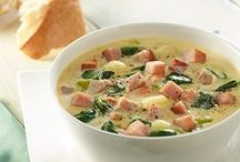 Cold Weather Recipes / #SPAMCAN keep you warm with delicious cold weather recipes!