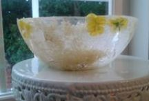 Icebowl Inspiration / Icebowl ideas for the summer table.