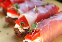 Nibbles, Party food