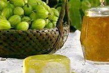 Physalis and gooseberry recipes / Have you tried them? Please, comment... Do you have more? please, share... Zaujaly vás recepty a nerozumíte? Kontaktujte mě...