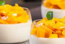 Mango recipes / Just those I am keen to try... rather sooner than later... Have you tried them? Do you have anything else? Let me know...