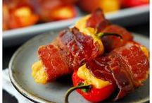 Pepper / Chilli peppers recipes