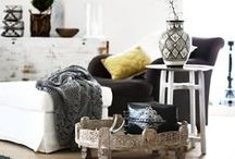 Moroccan Home decor / Moroccan interior design