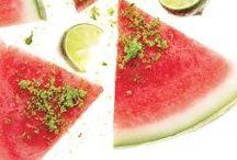 Melons, cantaloupe recipes