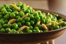 Peas recipes