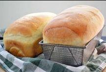 Bread, dough