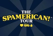 THE SPAMERICAN™TOUR / Come join us as we set out across the country to celebrate  The SPAMERICAN! Tour. Learn more on www.spam.com/tour.
