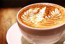 Favorite Coffee Shots / We clearly love coffee, so why not have a board with our favorite coffee pictures?