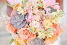 BOUQUETS MARIAGE / Inspiration bouquets de mariage