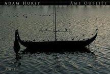 Eclectic Album Covers/ Albüm Kapağı Seçkisi / Creative, artsy album covers.