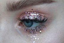 make up & beauty.