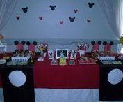 Mickey Candy Bar