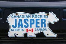 Jasper, Alberta CANADA