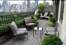 Balcony, patio