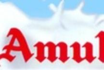 Amul ads / by Pranati Rele