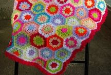 Crochet, knit, embroidery, sewing / by Freya (NO PIN LIMITS)