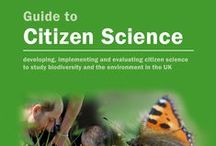 Citizen Science / Yes, your observations are important! Get involved and help scientists across the country collect data on the plants and animals in our world.