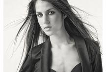 Studio Portraits - Black & White