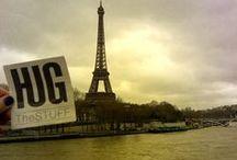 HUG around the world!