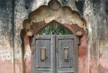 intriguing doorways