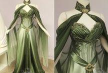 Historic & Fantasy Costumes