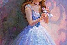 Disney Girls ✄ Cinderella ✄ / Cinderella (1950)