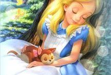 Disney Girls ♧♠ Alice ♣♡ / Alice In Wonderland (1951)