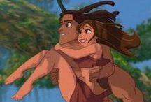 Disney Girls ♡ Jane ♡ / Tarzan (1999)