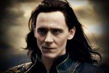 Loki ♡ / ♡ I'm a Loki fangirl ♡