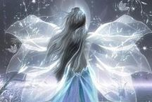 Ethereal / Fantasy and folklore; fairytales, enchantments, magical beings, myths and legends.