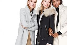 Bundle Up Ladies! / Great winter outfits.