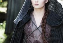 Game Of Thrones | Costumes / Not really a fan of the TV series. However the costuming, hair and make up are stunning...