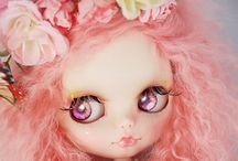 Blythe & Pullip / and family and friends