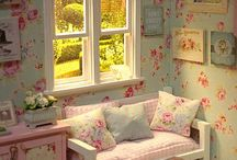 Where dolls live  / Doll rooms, dioramas, miniatures. Everything on this board is made for dolls