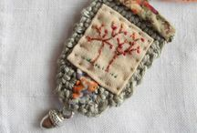 creating with needle and thread