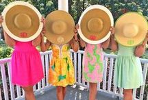 //Sorority Life / Are you a sorority gal? Here's the best inspiration for crafts, bags, accessories, and more!