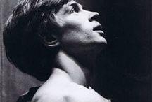 Dance: Rudolf Nureyev / R. Noureev, Nurejew, Rudik, Rudi..