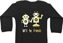 Friendship and Love / We think you'll agree the world needs more shirts celebrating friendship and love. Like these! Brought to you by Clothes Without Limits.