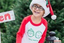 Holiday Designs / Christmas and Hanukkah shirts from our founding member Free to Be Kids.
