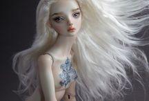 Art dolls by Popovy sisters, Marina Bychkova / Enchanted Doll and Marmite Sue