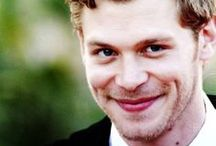 """Joseph Morgan / Joseph Morgan is an English actor. He is best known for his role as Niklaus """"Klaus"""" Mikaelson in The CW show The Vampire Diaries and its spin-off The Originals."""