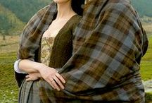 Outlander For The Love of Claire and Jamie / Outlander TV Series