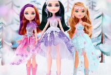 Dolls - Ever After High