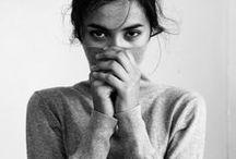 INSPI // Portrait Femme / Inspiration Portraits Femmes