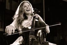 Amazing People: Jacqueline du Pre / Jacqueline du Pre was an English cellist. To hear her play is an out-of-body experience. Euphoric. No musician ever played like her