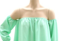 Spring Trend - MINT & PEACH!!!