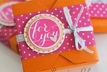 Stampin Up & Paper Creations / by Stampin' Up Demonstrator Louise Sharp - Australia